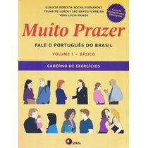 Muito Prazer - Fale O Português Do Brasil Volume 1 Básico