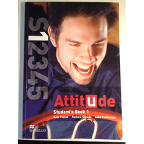 Livro Didático De Inglês Attitude Student