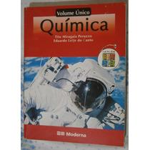 Química - Volume Único - Peruzzo E Canto - Editora Moderna