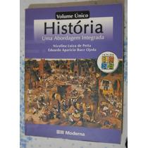 História - Volume Único - Petta E Ojeda - Editora Moderna