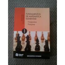 Fundamentos De Matematica Elementar Vol.1