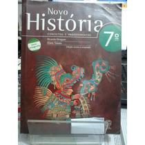 Novo História - Conceitos E Procedimentos - 7º Ano