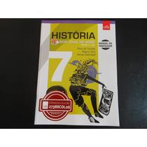 Livro Históra Nos Dias De Hoje 7º (livro Do Professor) 2015
