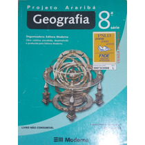 Projeto Araribá- Geografia - 8º Série