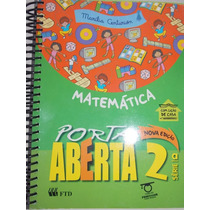 Porta Aberta- Matemática- 2º Série- Marília Centurión