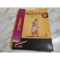 Livro História Conceitos E Procedimentos 8º Ano Do Professor