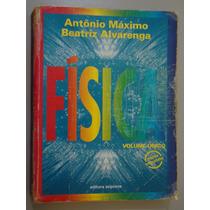 Livro Física Volume Único - 1ª Edição /4ª Impressão
