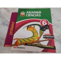Projeto Araribá Ciências 6 (livro Do Professor) 3ª Ed. 2010