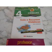 Ciências 4 Projeto Buriti (livro Para Professores)