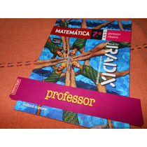 Projeto Radix - Matemática 7º (livro Do Professor) Scipione