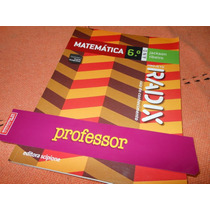Projeto Radix - Matemática 6º (livro Do Professor) Scipione