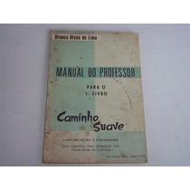 Livro Guia Do Professor Para O 1º Livro Caminho Suave 1960