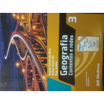 Livro Geografia Contextos E Redes Terceiro Ano