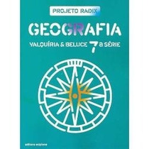 Geografia 7 Projeto Radix Valq. Beluce - Livro Do Professor