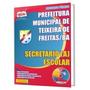 Apostila Prefeitura De Teixeira Freitas - Secretário Escolar