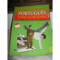 Portugues : Linguagens- Vol . 3- Cereja & Magalhaes