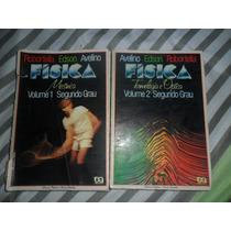 Física - Robortella, Edson E Avelino - 2 Volumes