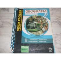 Livro- Geografia Espaço E Vivência 8º Ano-livro Professor