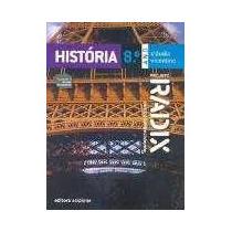 Projeto Radix História - 8º Ano - Nova Ortografia