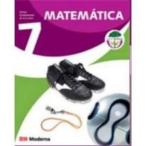 Matemática 7 - Projeto Araribá - Editora Moderna