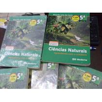 Ciências Naturais 5ªsérie - Eduardo Leite Canto- Livro Aluno