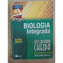 Biologia Integrada - Vol. Único - Coleção Delta