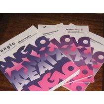 Coleção Anglo Matemática 4 Volumes