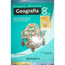 Projeto Araribá- Geografia 8º Série