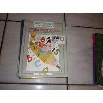 Livro Construindo E Aprendendo - Lingua Portuguesa 3