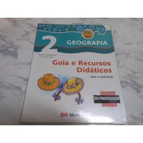 Livro Geografia Projeto Buriti 2- Livro Do Professor