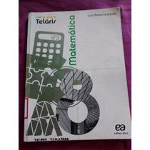 Projeto Telaris Matemática 8º Ano 1º Edição