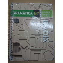Projeto Radix Gramática - 6º Ano - Nova Ortografia