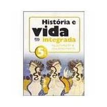 História E Vida 5ª Série Cladino Piletti Livro Do Professor