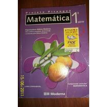 Matemática- Projeto Pitanguá- Editora Moderna