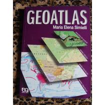 Geoatlas De Geografia Para Ensino Médio Maria Elena Simielli