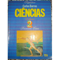 Ciências Volume 2 - Carlos Barros