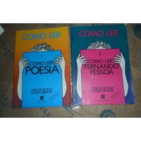 Como Ler Poesia/como Ler Fernando Pessoa - Nicola E Ulisses