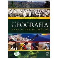 Geografia Para Ensino Médio - Conforme A Nova Ortografia