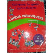 Cadernos De Apoio E Aprendizagem Língua Portuguesa- 2º Ano