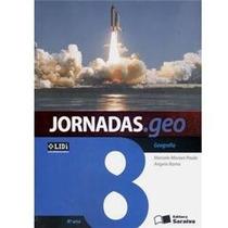 Livro Geografia Jornadas.geo - 8 Ano - Ed. Saraiva