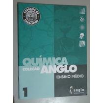 Livros Química 1 Anglo - Livro-texto E Caderno De Exercícios