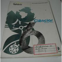 Livro De Ciências 6º Ano, Projeto Teláris, Editora Ática