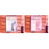Livros De Geografia De Melhem Adas + Brindes