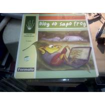Livro Infantil - Blog Do Sapo Frog