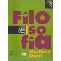 Filosofia - Marilena Chaui - Frete Grátis