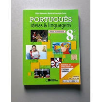 Português - Ideias & Linguagens - 8.o Ano - Delmanto - Castr