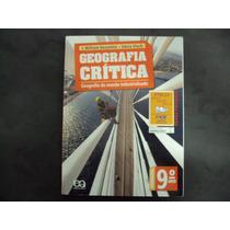 R/m - Livro - Geografia Critica 9 Ano - J Willian E Vania Vl