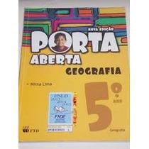 5° Ano Geografia - Porta Aberta - Mirna Lima