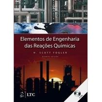 Livro Resolvido Engenharia Reações Química 4ªed Fogler Scott