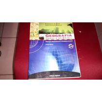 Geografia Geral E Do Brasil Editora Scipione R$ 39,00